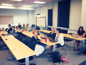 Algonquin Social Media Students 2013 Accelerated Class